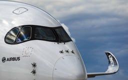Flygbuss A350XWB Arkivbilder