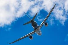Flygbuss A350XWB Royaltyfria Foton