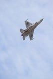 Airshow F16 Fotografering för Bildbyråer