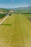 Flygfält Arkivfoton