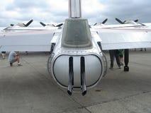 flygfästning för 17 b boeing arkivfoton