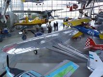 Flygmuseum Munich, Tyskland Arkivbild