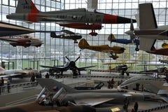 flygmuseum seattle Arkivfoto