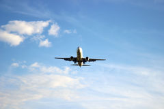 Flygplan Royaltyfria Foton