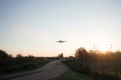 flygplan Royaltyfri Bild