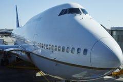 flygplan boeing Royaltyfria Bilder