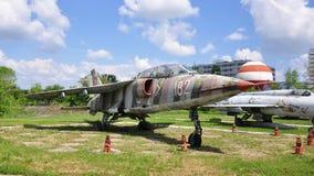 Flygplan för attack IAR-93 Arkivfoton