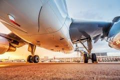 flygplan royaltyfri foto