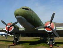Flygplan Li-2 Arkivfoton