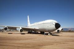 Flygplan på Pima luft och utrymmemuseet, Tucson Royaltyfria Bilder