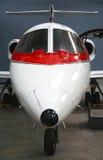 flygplanaffärsstråle Royaltyfri Bild