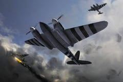 flygplanbrandmygga s under Arkivbilder