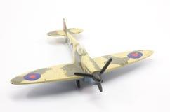 flygplanbritish wwii arkivbild