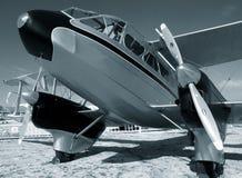 flygplanclassic Royaltyfria Foton