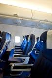 flygplaninterior Royaltyfri Foto