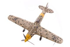 flygplankämpe Arkivfoton
