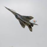 Flygplanmilitär Royaltyfria Bilder