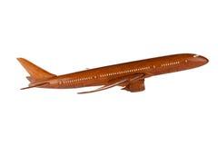 flygplanmodell Royaltyfria Foton