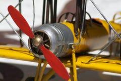 flygplanmodell Royaltyfri Fotografi
