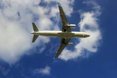 flygplanmsn för flygbuss 4366 a320 Royaltyfria Bilder