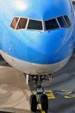 flygplannäspassagerare Royaltyfri Foto