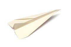 flygplanpapper Royaltyfria Foton