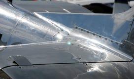 flygplanrivits royaltyfri foto