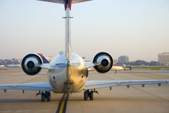 flygplansvan Arkivbilder