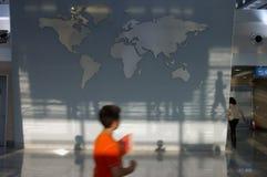 flygplats 10 royaltyfri foto