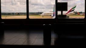 Flygplats arkivfilmer