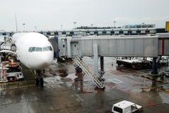 flygplats Arkivbild