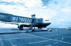 flygplats 3 Royaltyfri Fotografi