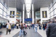 Flygplats fotografering för bildbyråer