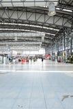 Flygplats av den Prague inre Royaltyfria Foton