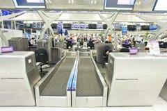 flygplats bangkok Arkivbild