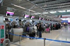 flygplats bangkok Royaltyfria Foton