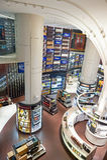 flygplats changi singapore arkivfoton