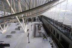 flygplats Charles de Gaulle arkivfoton