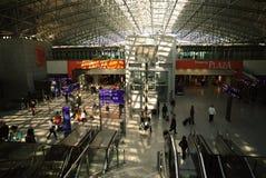 flygplats frankfurt Royaltyfri Foto
