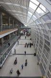 flygplats Hong Kong Royaltyfria Foton