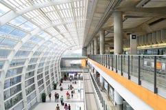 flygplats Hong Kong Royaltyfria Bilder