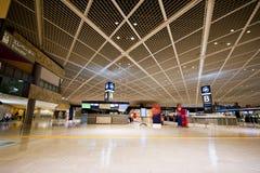 flygplats int japan l narita Arkivfoto