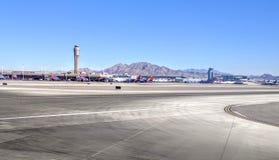 flygplats Las Vegas Arkivbilder