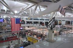 flygplats New York Fotografering för Bildbyråer