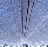flygplats paris Royaltyfria Bilder