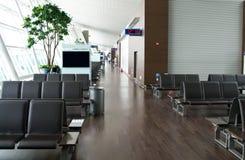 flygplats seoul Arkivfoto