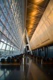 flygplats zurich Arkivbild