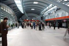 flygplatscarlsbad terminal Royaltyfri Fotografi