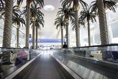 flygplatsdubai international Royaltyfria Bilder