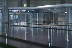 flygplatsinterior royaltyfria foton